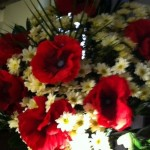 Remembrance Day Flowers