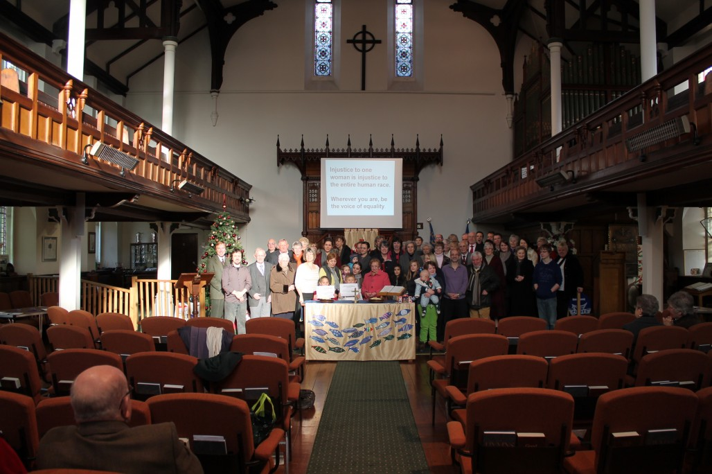 St. David's Uniting Congregation