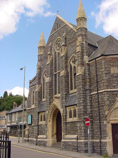 St David's Uniting Church web-site