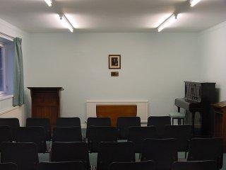 Worship room, Church House, Graigwen