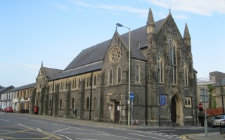 St. David's Uniting Church, Gelliwastad Road, Pontypridd