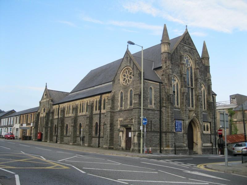 St. David's Uniting Church, Gelliwastad Road, Pontypridd