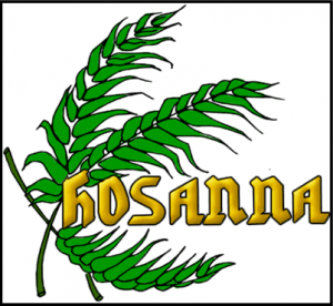 Palm Sunday Logo