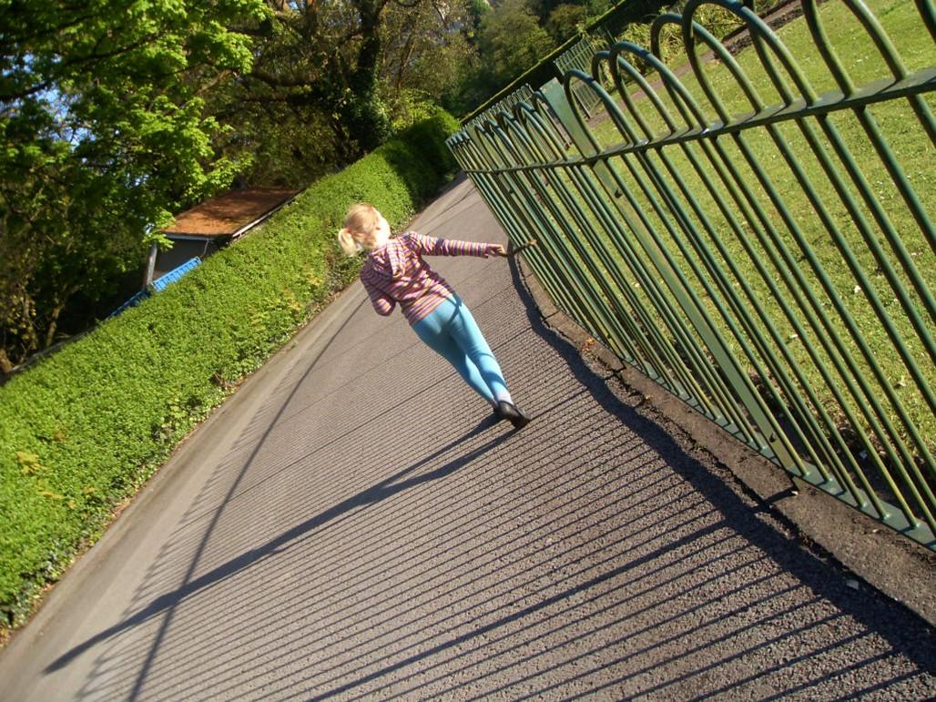 Mena in the Park - Picturing Ponty's 'People's Prize' winner