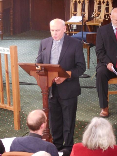 Reading Philippians 2:1-11 - Rev. Bill Bowman