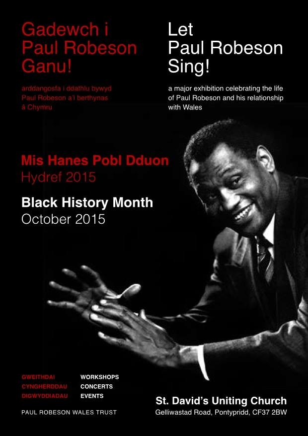 Let Paul Robeson Sing