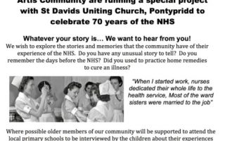 NHS Stories
