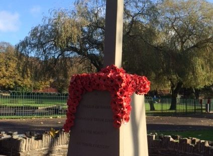 Remembrance Sunday Reflection 2019